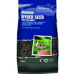 Gardman Wild Bird Nyger Seed 1.8Kg