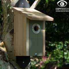 Wildlife World Conservation FSC Bird Nest Box