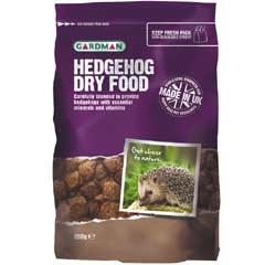 Gardman Hedgehog Dry Food 650g
