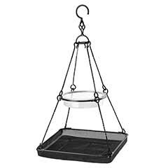 Image of Gardman Hanging Wild Bird Feeding Station - 70cm high