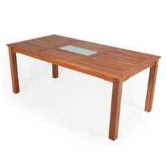 Greenfingers Eldorado FSC Acacia Rectangular Table 180cm