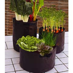 Greenfingers Round Vegetable Bags x 3