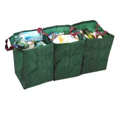Greenfingers Recycling Bags x 3