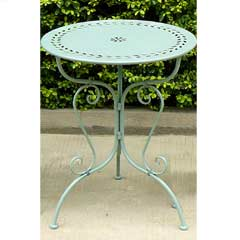 Greenfingers Lucia Wrought Iron 60cm Patio Table